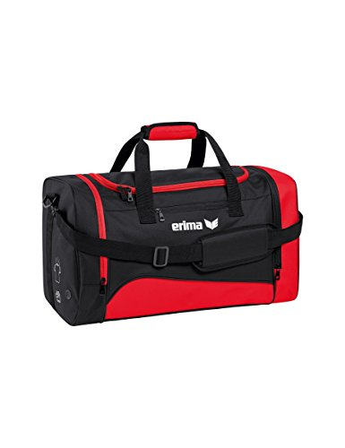 erima Sporttas sporttas, 55 cm, 49, 5 liter, rood/zwart
