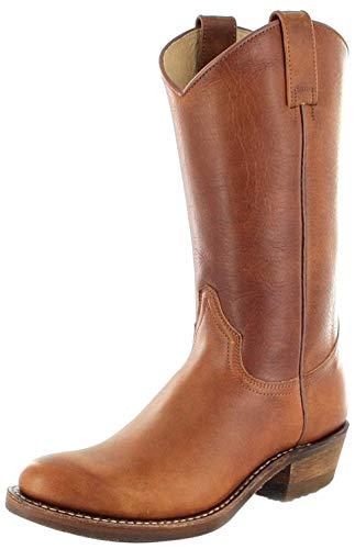 Sendra Boots Cowboy laarzen voor heren, 5588, tang, 49 EU