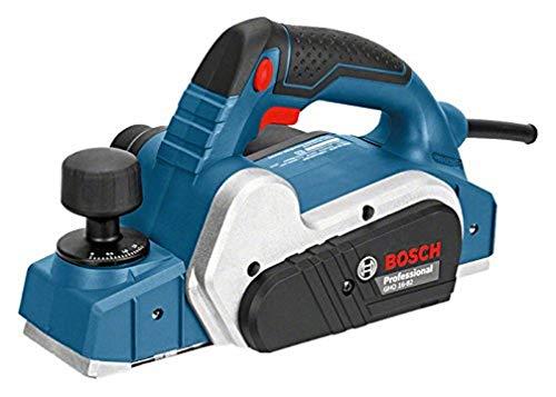 Bosch Professional Schaafmachine Gho 16-82 (630 Watt, 230 Volt, Incl. Parallelgeleider, Binnenzeskantsleutel Sw 2,5, Stofzak, In Doos)