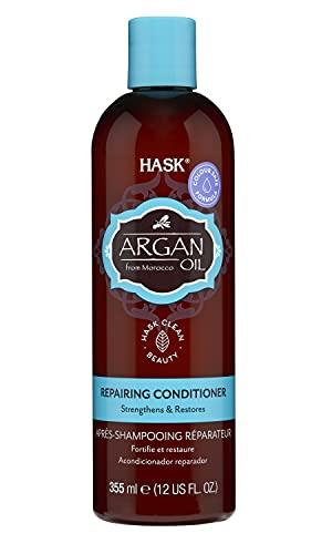 HASK Conditioner arganolie, voor alle haartypes, 355 ml