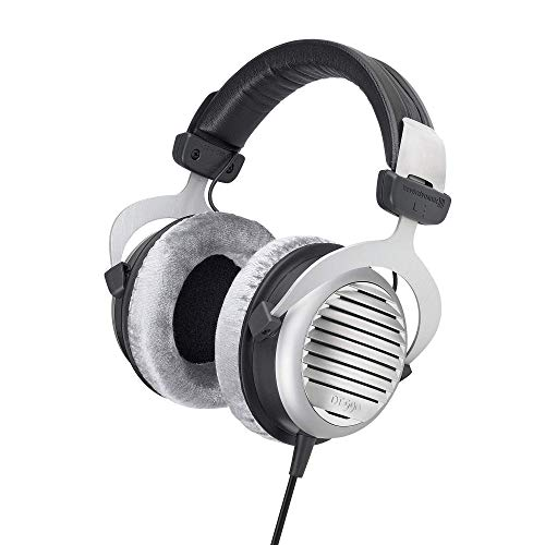 beyerdynamic DT 990 Edition 600 Ohm over-ear stereo hoofdtelefoon. Open ontwerp, bekabeld, high-end, voor speciale hoofdtelefoonversterker