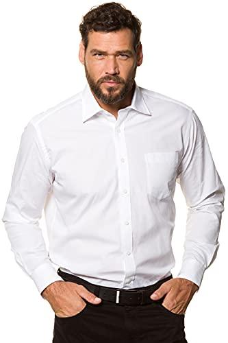 JP 1880 Overhemd voor heren, grote maten, premium effen 1/1