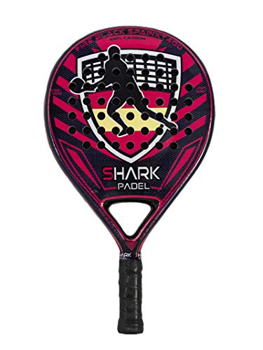Shark Padel Racket Fire Black Spain XT400