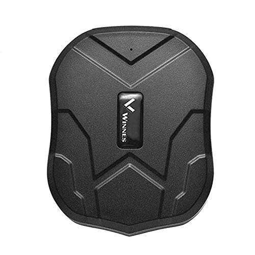 Winnes GPS Tracker, Auto GPS Tracker met sterke magneet, 3 maanden stand-by, Real-time GPS / GPRS / GSM Tracker Antidiefstalbeveiliging voor auto, motorfiets, vrachtwagen GPS Tracker Detectie-apparaat TK905