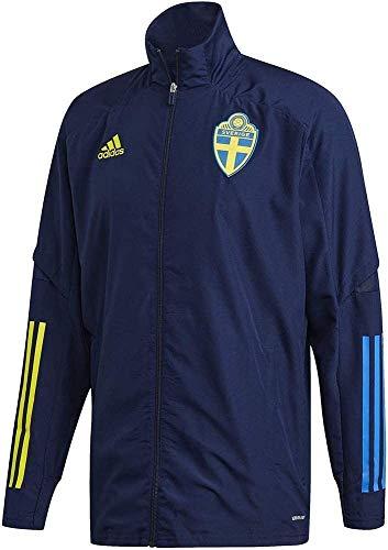 Adidas Heren SVFF PRE JKT Sportjack, Night Indigo, 2XL