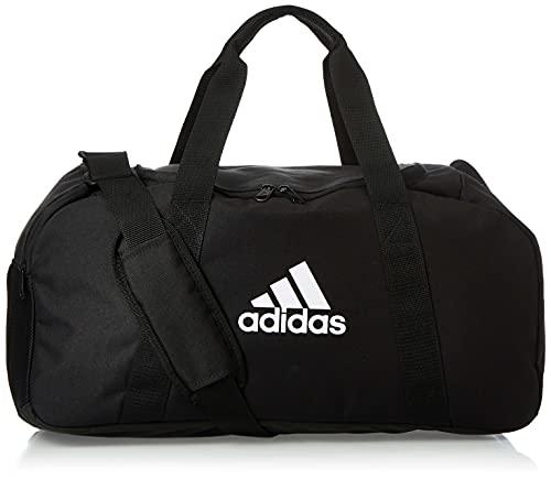 adidas TIRO DU S Gym Bag, zwart/wit, één maat