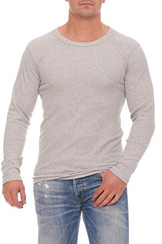 2 Lange onderrokken, thermisch, maat 8 grijs, functioneel ondergoed, geborstelde binnenkant, kleuren beschikbaar