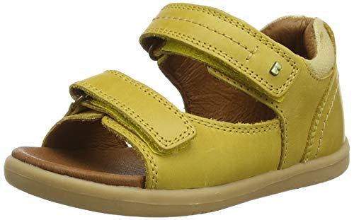 Bobux Unisex kinderen Iw Driftwood sandalen, Geel Chartreuse, 25 EU