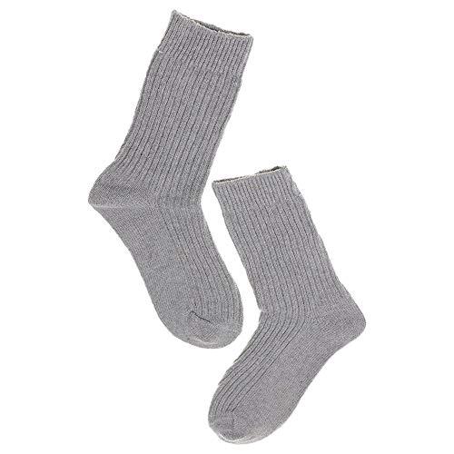Mannen Casual Vrouwelijke Winter Sokken Warm Warm Winter Gebreide Mode Merken Streep Dikke Wollen Sokken Casual Thermische Sokken Vintage Trendy Dikke Sokken