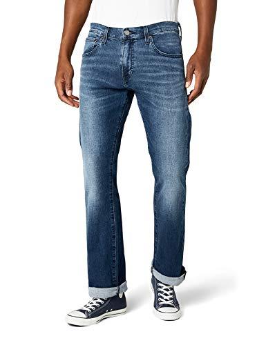 Levi's 527 Slim Boot Cut Jeans voor heren - - W32/L34