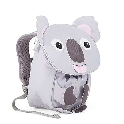 Affenzahn Kleine vriend - kinderrugzak voor 1-3 jaar op de kleuterschool - koala - grijs