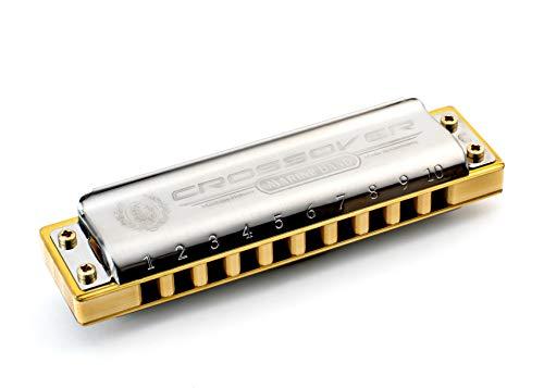 Hohner M2009116X Marine Band Crossover Bb mondharmonica