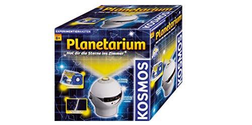 Kosmos 676810, Planetarium: Experimentset, Duitse Editie