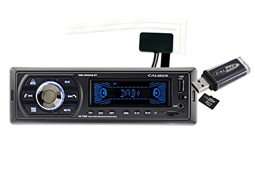 Caliber RMD050DAB-BT autoradio met FM, DAB+ en Bluetooth handsfree systeem