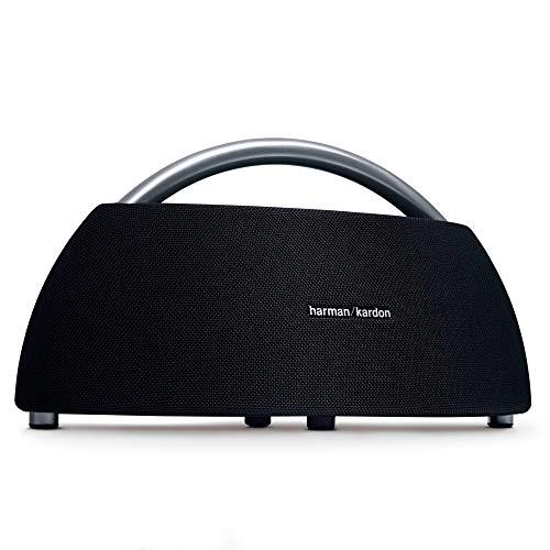 Harman Kardon Go + Play Portable - Bluetooth luidspreker in het zwart