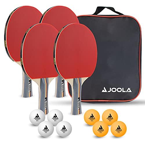 Joola Unisex - volwassenen tafel tennisset 54825 tennisset, meerkleurig, één maat