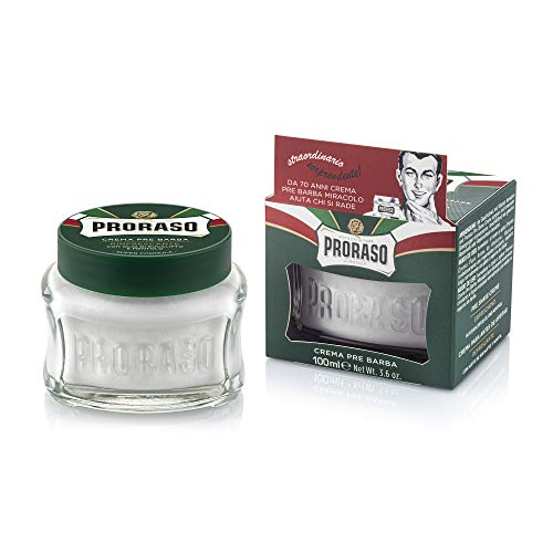 Proraso Preshave Creme Eucalyptus/Menthol, 100 ml