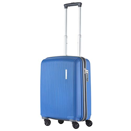 TravelZ Vertical - harde schaal TSA kofferset - reiskoffer - handbagage -55/70/80 cm