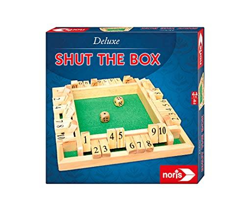 Deluxe Shut the box: 2-4 Spieler