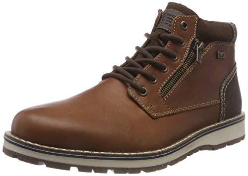 Rieker 38433 Klassieke laarzen voor heren, Braun Amaretto Moro 24, 43 EU
