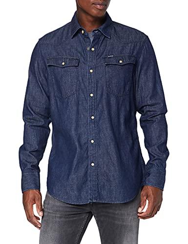 G-STAR RAW Heren 3301 Slim Shirt