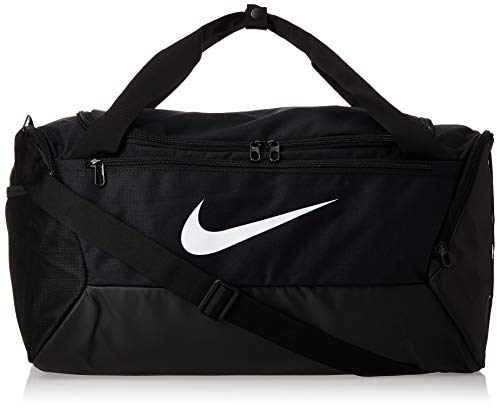 Nike Nk Brsla S Duff - 9.0 Gym Bag, zwart/wit. (zwart) - BA5957-010-Misc