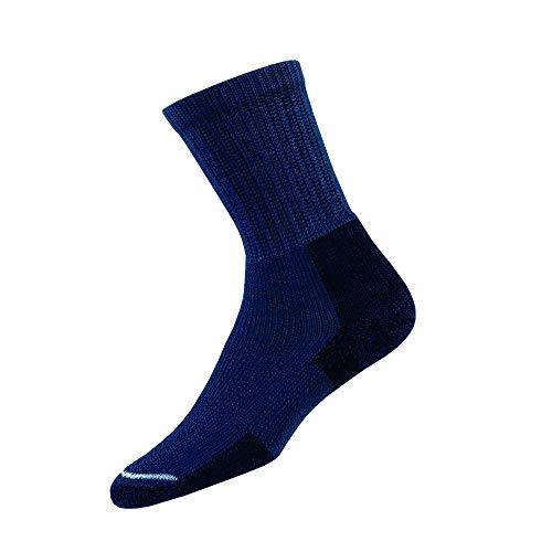 Thorlo Hiking herensokken, blauw/grijs, maat M