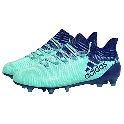 adidas 17.1 Fg voetbalschoenen voor heren, Blauw Aerver Tinuni Vealre 000, 46 EU