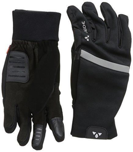 VAUDE Heren Handschoenen Hanko Gloves II, Black, 9, 053620100900