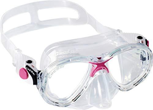 Cressi Marea Jr Mask - Unisex Onderwatermasker Kinderen