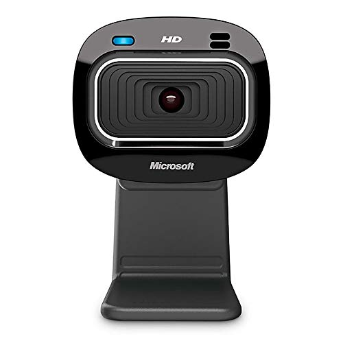 Microsoft 262844 Usb Hd3000 Lifecam Webcam, Zwart Pc