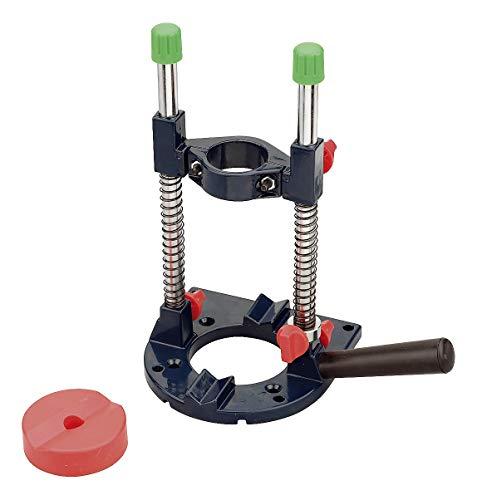 Kwb Boormachinestandaard Voor Boormachine En Accuschroevendraaier, Met 43 mm Eurospanhals, 15.19 x 7.29 x 33.5 cm, Meerkleurig