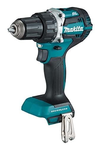 Makita DDF484Z, Accuboormachine, Zonder Accu/Oplader, 450 W, 18 V, Blauw