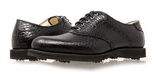 PORTMANN Tour, Classic Golfschoenen voor heren, Leer, Pure Drive Tec. 40 EU