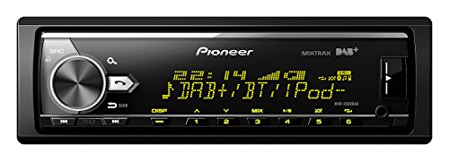 Pioneer MVH-X580DAB autoradio