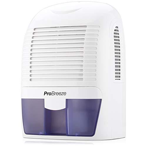 Pro Breeze 1500 ml Luchtontvochtiger - Helpt tegen Vocht en Schimmel in Huis, Keuken, Slaapkamer, Caravan, Kantoor en Garage.
