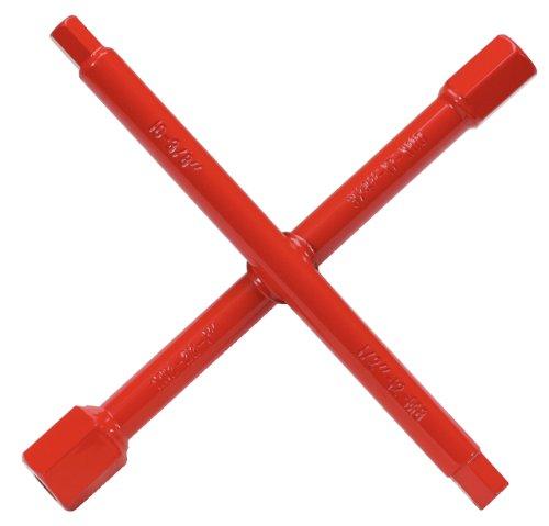 KS Tools 116.6000 Sanitaire kruissleutel, 7 functies