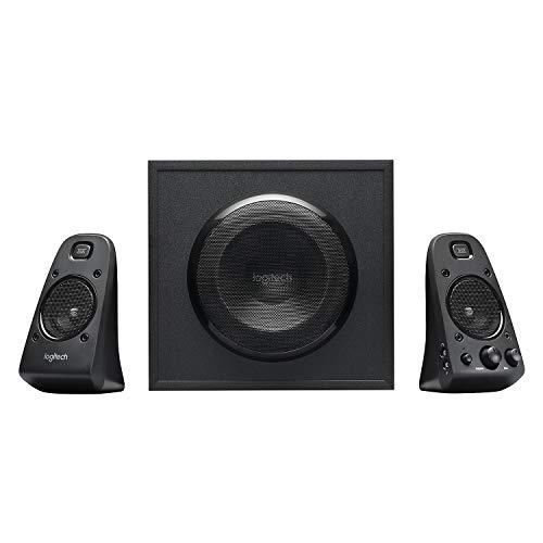 Logitech® Speaker System Z623 - Zwart