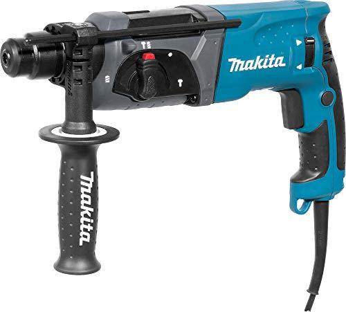 Makita HR 2470 SDS-Plus roterende hamer Turquoiseblauw