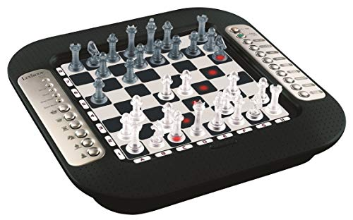 Lexibook CG1335 Chessman FX Electronic Chess Game with Touch Sensitive Keyboard