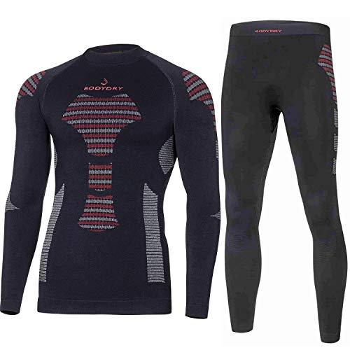 Bodydry functioneel ondergoed set Bionic skiondergoed thermo-ondergoed