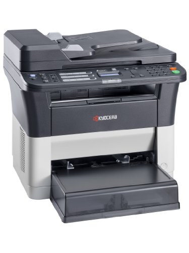 Kyocera Ecosys FS-1325MFP 4-in-1 multifunctionele laserprinter (duplex-printer, SW-printer, kopieerapparaat, scanner, fax)