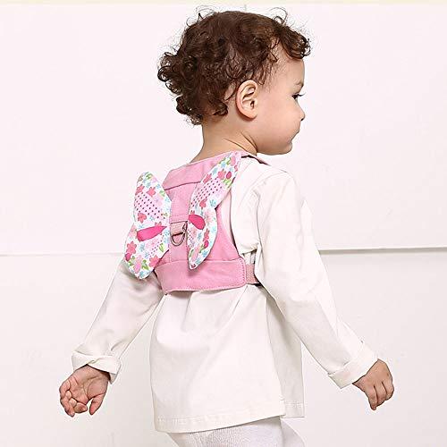 MijnNami Vlindertuigje - Tuigje Kind - Harness Buddy - Kindertuigje - Looplijn