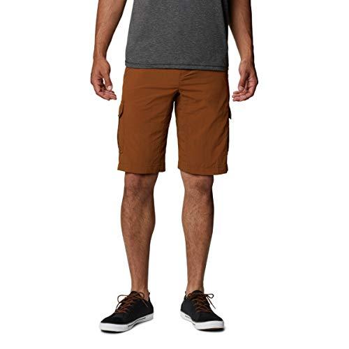 Columbia Heren Silver Ridge II Cargo Shorts, Walnut, 30