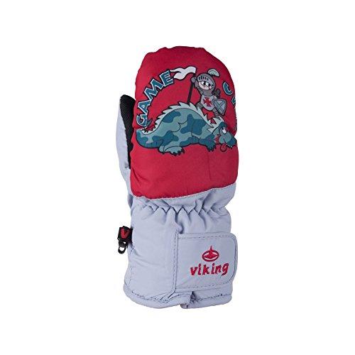VIKING Mike winterhandschoenen voor kinderen, skihandschoenen, warme handschoenen