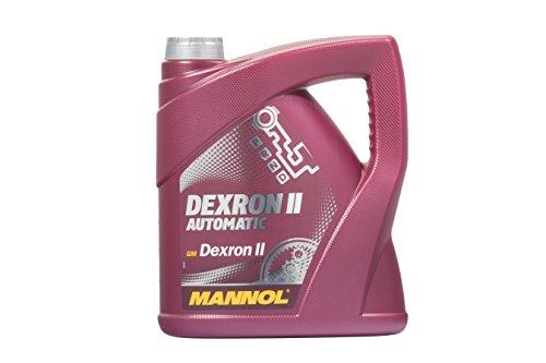 MANNOL MN8205-4 Dexron II Automatic, 4 liter