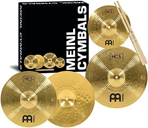 Meinl Cymbal Set Box Pack met 13