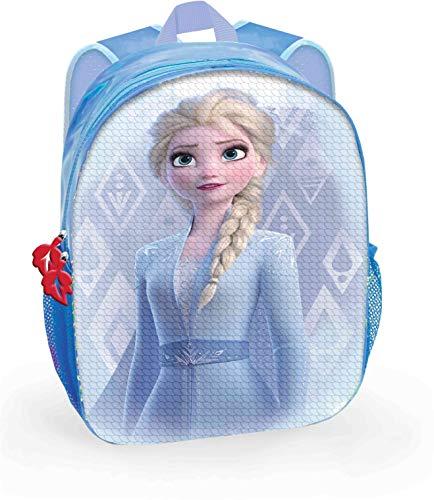 Toybags 2018 Disney Frozen Elsa en Anne, met twee pailletten, omkeerbaar, 30 cm