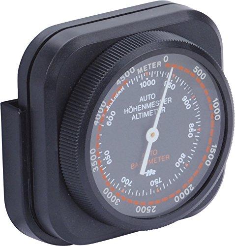 hr-imotion Hoogtemeter/mobiele barometer [compact, zelfklevend, incl. houder] - 10310501