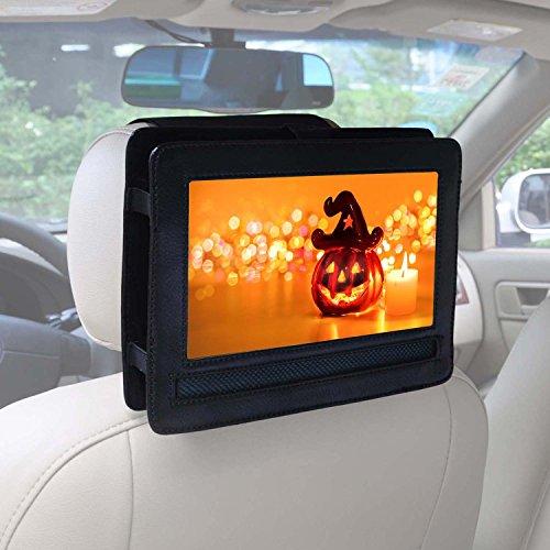 Auto hoofdsteun houder voor Apeman 10,5 inch draagbare DVD-speler met 5 uur batterij draaibaar display